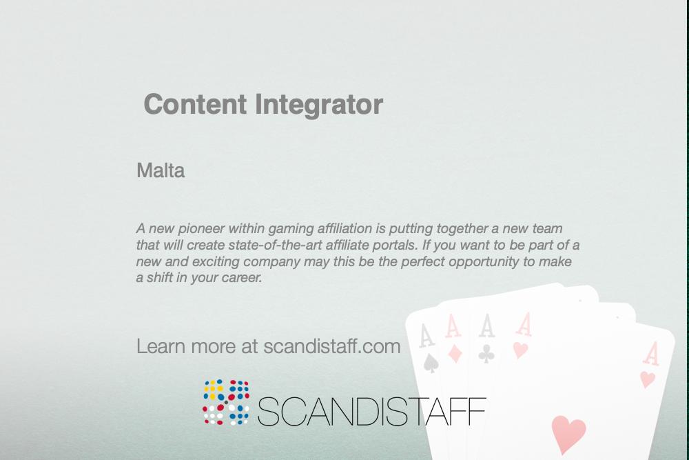 content integrator