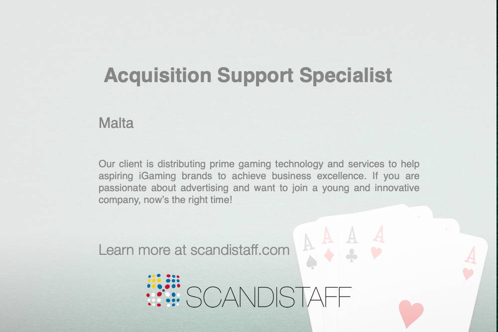 Acquisition Support Specialist