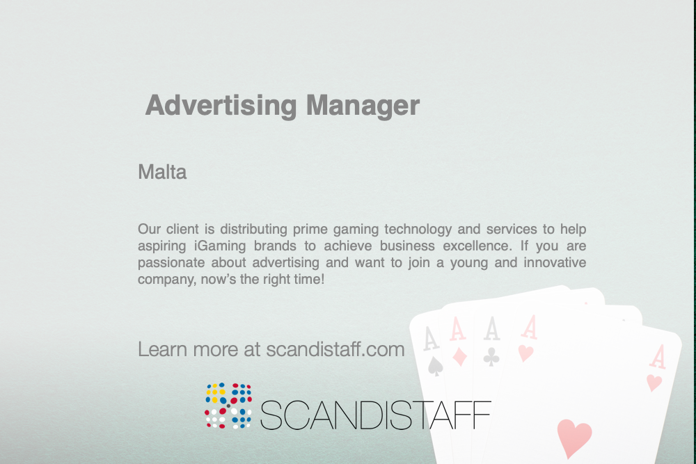 advertising manager